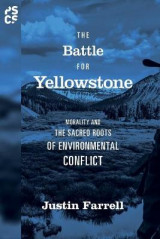 Omslag - The Battle for Yellowstone