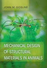 Omslag - Mechanical Design of Structural Materials in Animals