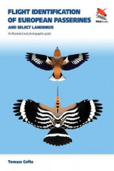 Omslag - Flight Identification of European Passerines and Select Landbirds