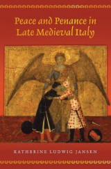 Omslag - Peace and Penance in Late Medieval Italy
