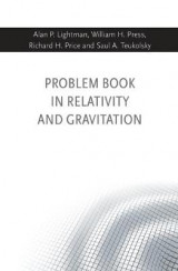 Omslag - Problem Book in Relativity and Gravitation