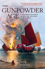Omslag - The Gunpowder Age