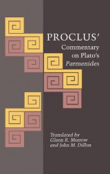 Omslag - Proclus' Commentary on Plato's