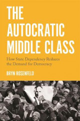 Omslag - The Autocratic Middle Class