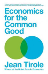 Omslag - Economics for the Common Good