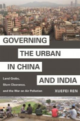 Omslag - Governing the Urban in China and India