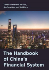 Omslag - The Handbook of China's Financial System