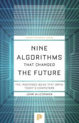 Omslag - Nine Algorithms That Changed the Future