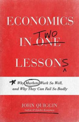 Omslag - Economics in Two Lessons