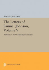The Letters of Samuel Johnson, Volume V av Samuel Johnson (Heftet)