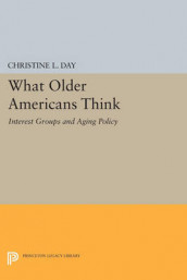 What Older Americans Think av Christine L. Day (Heftet)