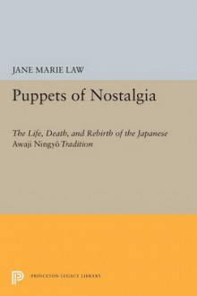 Puppets of Nostalgia av Jane Marie Law (Heftet)