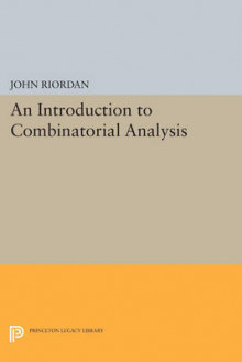 An Introduction to Combinatorial Analysis av John Riordan (Heftet)