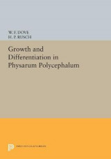 Omslag - Growth and Differentiation in Physarum Polycephalum