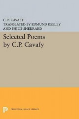 Omslag - Selected Poems by C.P. Cavafy