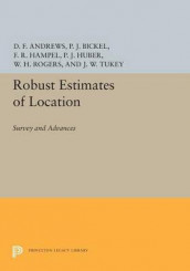 Robust Estimates of Location av David F. Andrews og Frank R. Hampel (Heftet)