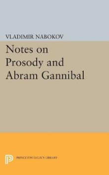 Notes on Prosody and Abram Gannibal av Vladimir Nabokov (Heftet)