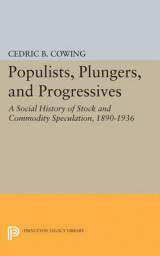 Omslag - Populists, Plungers, and Progressives