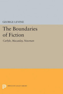 Boundaries of Fiction av George Levine (Heftet)