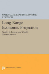 Omslag - Long-Range Economic Projection