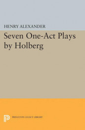 Seven One-Act Plays by Holberg av Ludvig Holberg (Heftet)
