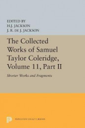 The Collected Works of Samuel Taylor Coleridge, Volume 11 av Samuel Taylor Coleridge (Heftet)