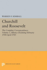 Omslag - Churchill and Roosevelt