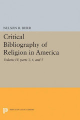 Omslag - Critical Bibliography of Religion in America: Volume IV