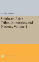 Omslag - Southeast Asian Tribes, Minorities, and Nations: Volume 1