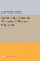 Omslag - Papyri in the Princeton University Collections: Volume 3