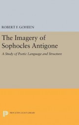 Omslag - Imagery of Sophocles Antigone