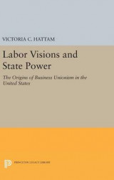 Omslag - Labor Visions and State Power