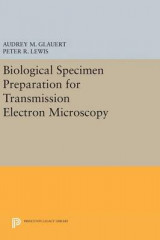 Omslag - Biological Specimen Preparation for Transmission Electron Microscopy