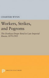 Omslag - Workers, Strikes, and Pogroms