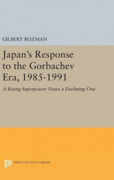 Omslag - Japan's Response to the Gorbachev Era, 1985-1991