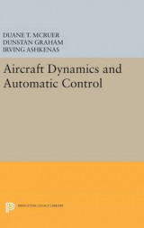 Omslag - Aircraft Dynamics and Automatic Control
