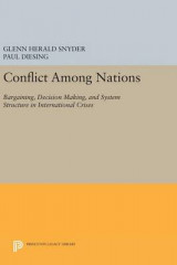 Omslag - Conflict Among Nations