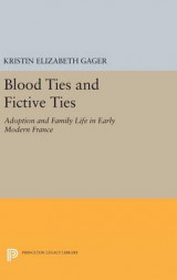 Omslag - Blood Ties and Fictive Ties