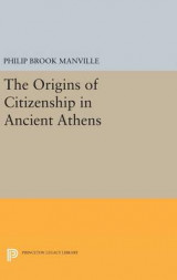 Omslag - The Origins of Citizenship in Ancient Athens