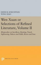 Omslag - Wen Xuan or Selections of Refined Literature: Volume II