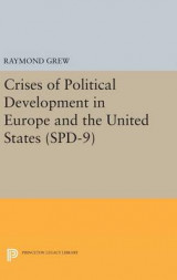 Omslag - Crises of Political Development in Europe and the United States (SPD-9)