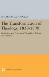 Omslag - The Transformation of Theology, 1830-1890
