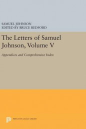 The Letters of Samuel Johnson, Volume V av Samuel Johnson (Innbundet)