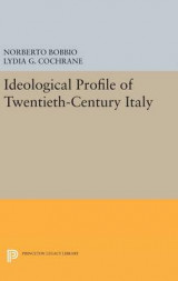 Omslag - Ideological Profile of Twentieth-Century Italy
