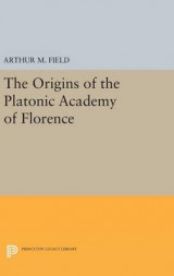 Omslag - The Origins of the Platonic Academy of Florence