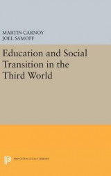 Omslag - Education and Social Transition in the Third World