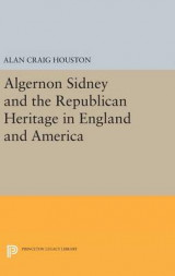 Omslag - Algernon Sidney and the Republican Heritage in England and America