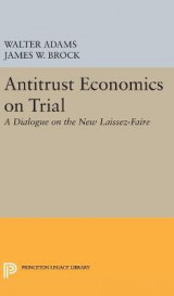 Omslag - Antitrust Economics on Trial