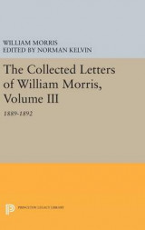 Omslag - The Collected Letters of William Morris: Volume III