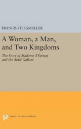 Omslag - A Woman, A Man, and Two Kingdoms